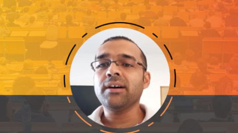 Ritesh Jain website